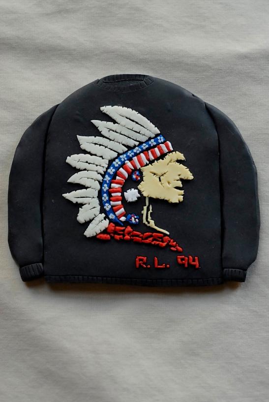 Indian Head sweater